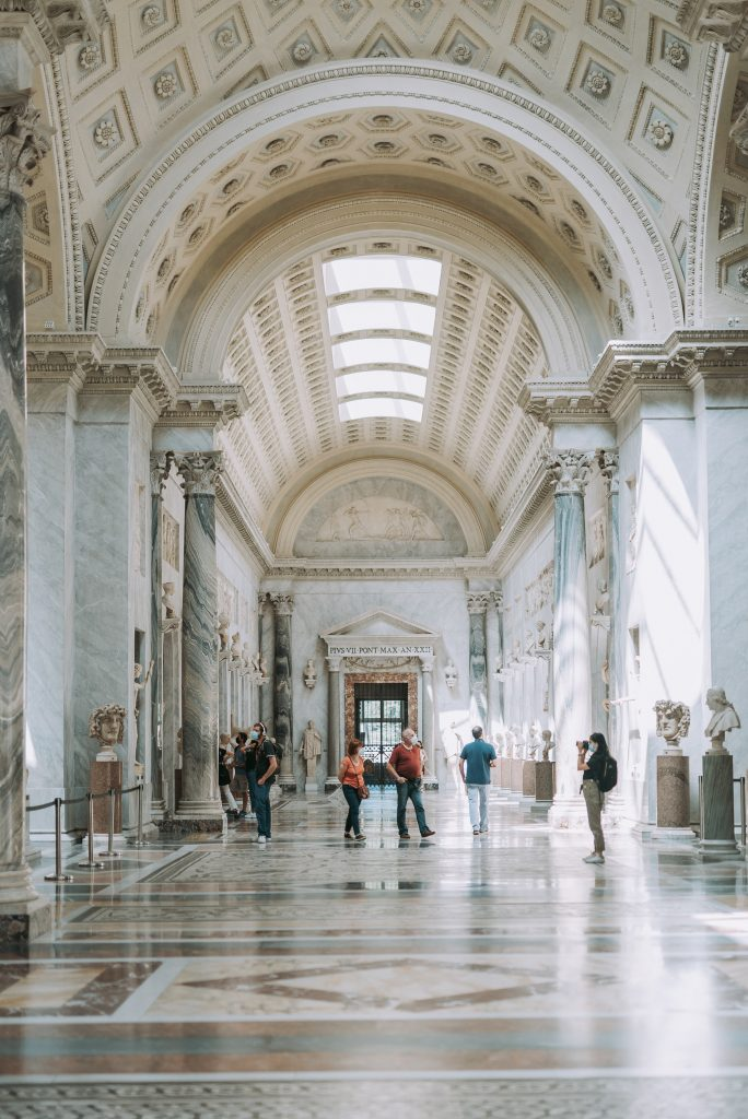 marialaura gionfriddo jEZV5MBHCpk unsplash 684x1024 - Why You Should Always Visit Museums