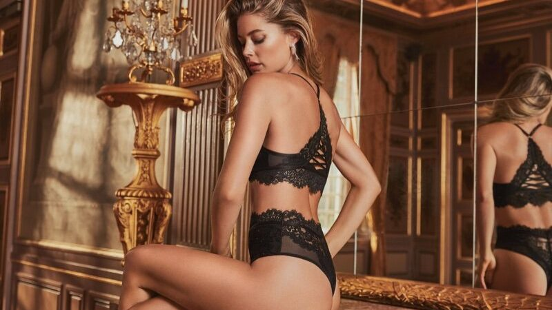 DoutzenKroes forHunkemollerLingerieFall2019Campaign20 800x450 - Erotic lingerie: Why is it the infallible ally to seduce your partner?